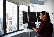 trouver travail développeur web